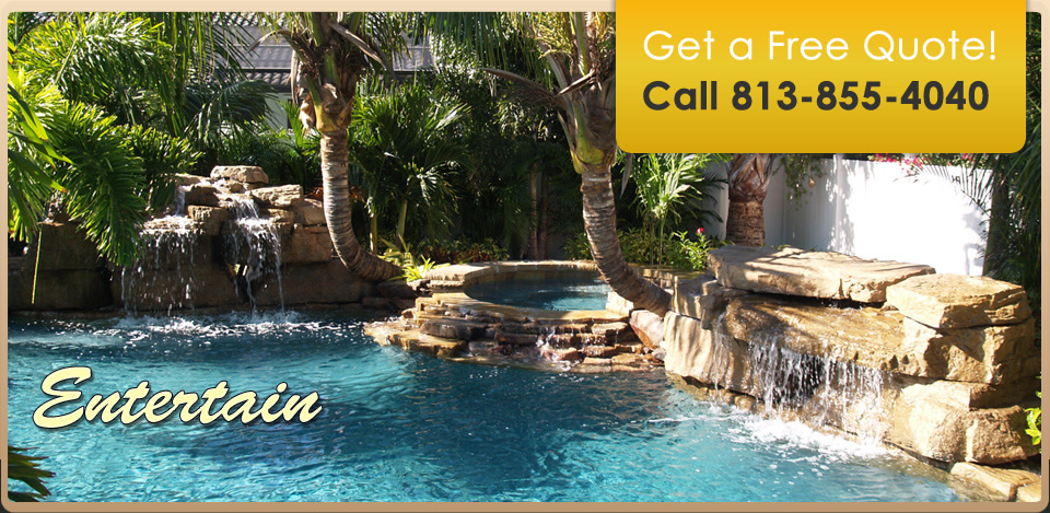 pool remodeling Tampa, swimming pool installation Tampa